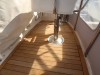 Teak Deck on Caribbean Flybridge