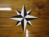 Custom Compass Rose Inlay