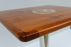 Custom made Teak Marine Table