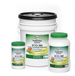 Eco 100 Teak Cleaner