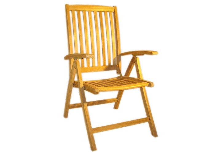 Teak Captain S Chair 275 True North Marine