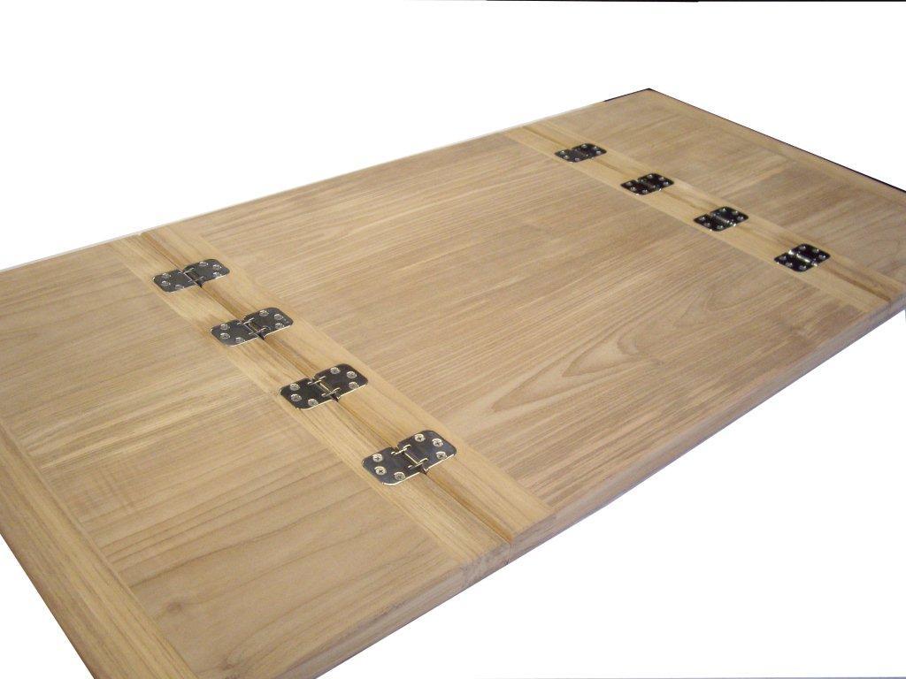 Teak Folding Boat Table